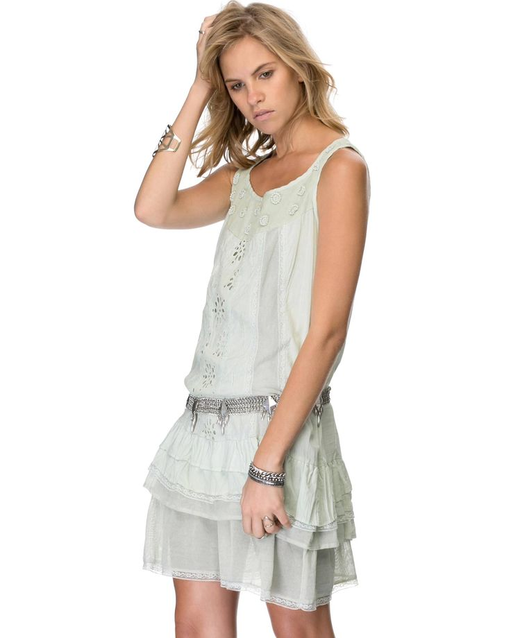 Belted or not...either way you'll feel relaxed and cool in our 100% cotton Isla dress by Kaja Clothing