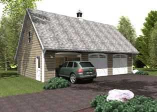 1000 images about hammond lumber garage packages on for 2 5 car garage cost