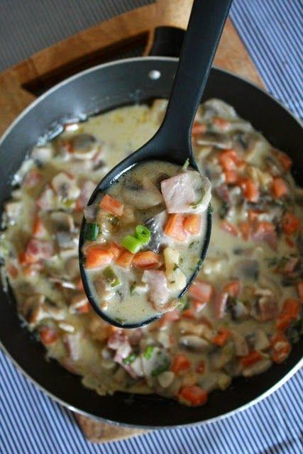 Pocak Panna paleo konyhája: Muskotályos gombaszósz (paleo)