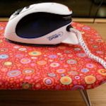 Free patterns and tutorials for ironing board covers