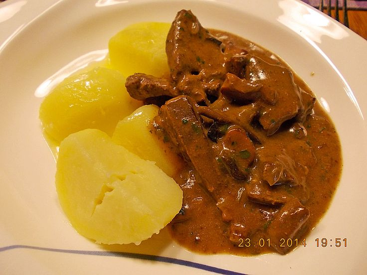 Ragout aus Herz, Leber und Nieren vom Reh, ein schmackhaftes Rezept aus der Kategorie Innereien. Bewertungen: 7. Durchschnitt: Ø 3,7.