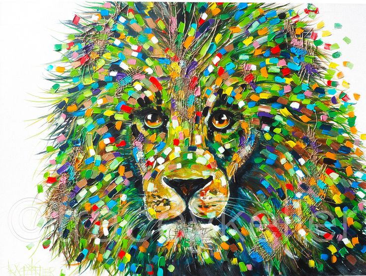 Dynamo – Lion. Big Five Hand Finished Limited Edition tracey keller