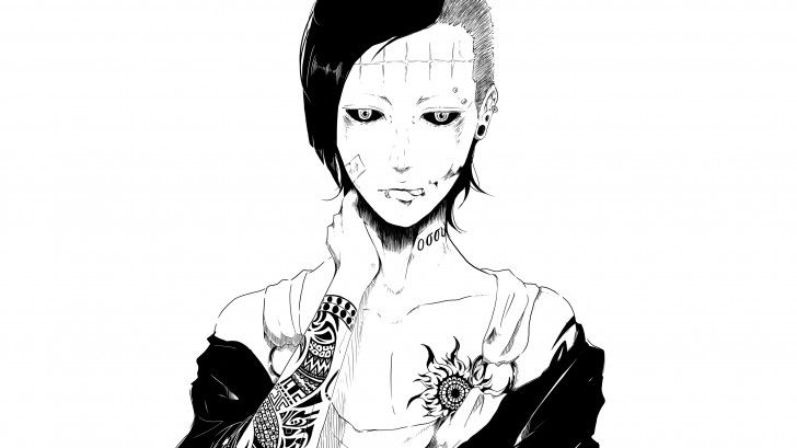 1920 Par 1080 Fond Ecran Manga Tokyo Goule Juuzou: Les 34 Meilleures Images Du Tableau Tokyo Ghoul Sur