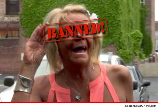 'Tanning Mom' Patricia Krentcil BANNED From Local Tanning Salons