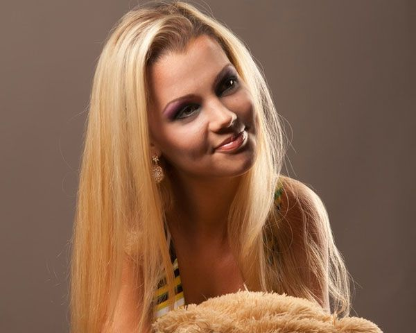 Bella Long Hairstyle
