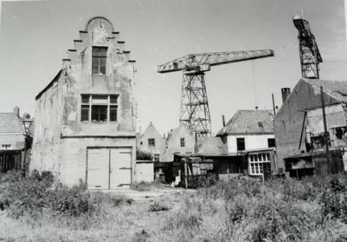 1944 Verwoestingen in Vlissingen