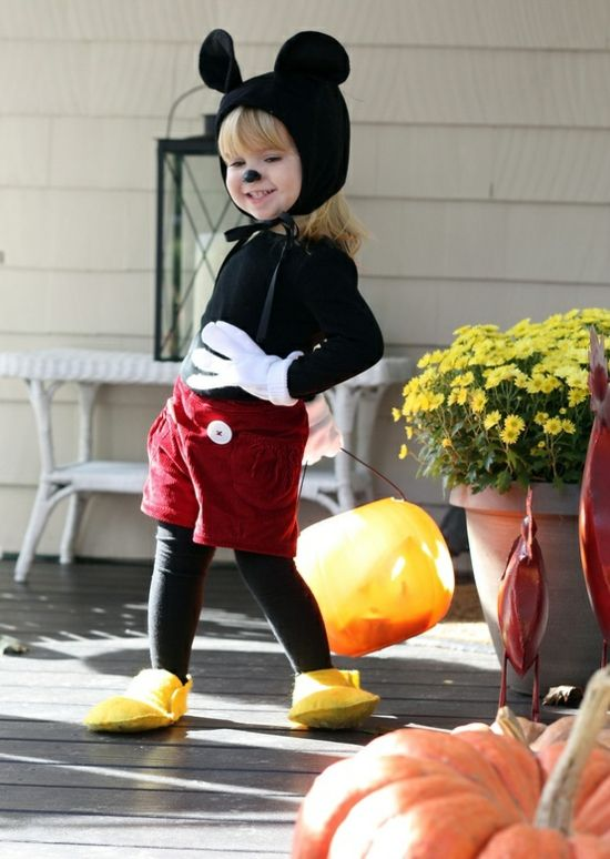 infant halloween costumes Mickey Mouse kids babys costumes ideas