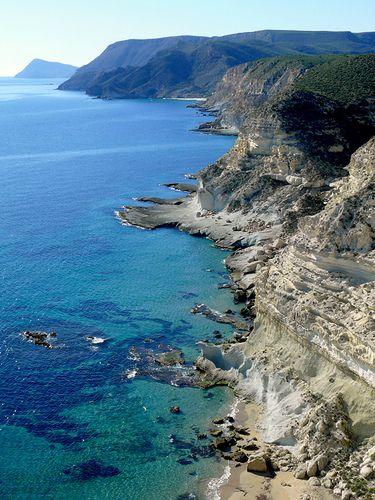 Litoral, via Flickr. --  (Parque Natural Cabo de Gata), Almería.