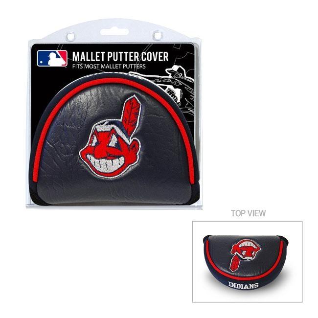 Team Golf Cleveland Indians MLB Mallet Putter Cover