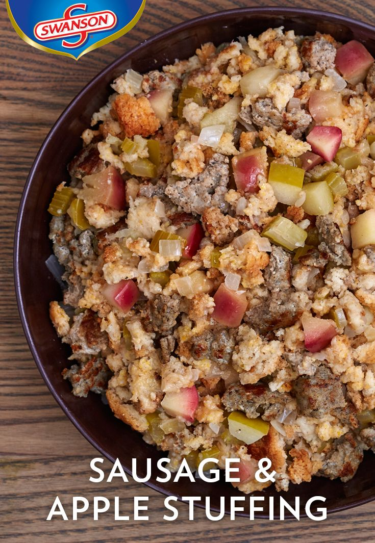 Can't decide what kind of stuffing to make?  Try this recipe...it's very easy to prepare, loaded with great flavor and goes from stovetop to table in just 25 minutes!