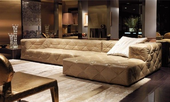 Sofa Slipcover On Sale At Reasonable Prices, Buy 2015 New Post Modern  Sectional Leather Sofa European Style Living Room Furniture With Crystal  Pearl ...
