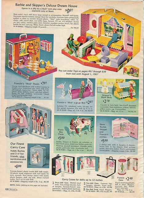 Sears 1966 Christmas Catalog page 630 | Flickr - Photo Sharing!