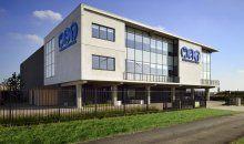 Hercuton heeft het kantoor met opslagruimte voor World Bearing Trade in Vlaardingen zowel ontworpen als sleutelklaar opgeleverd.