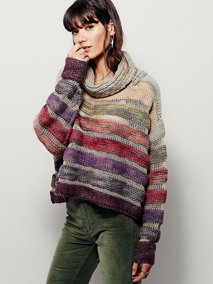New Romantics Solstice Sweater | Free People