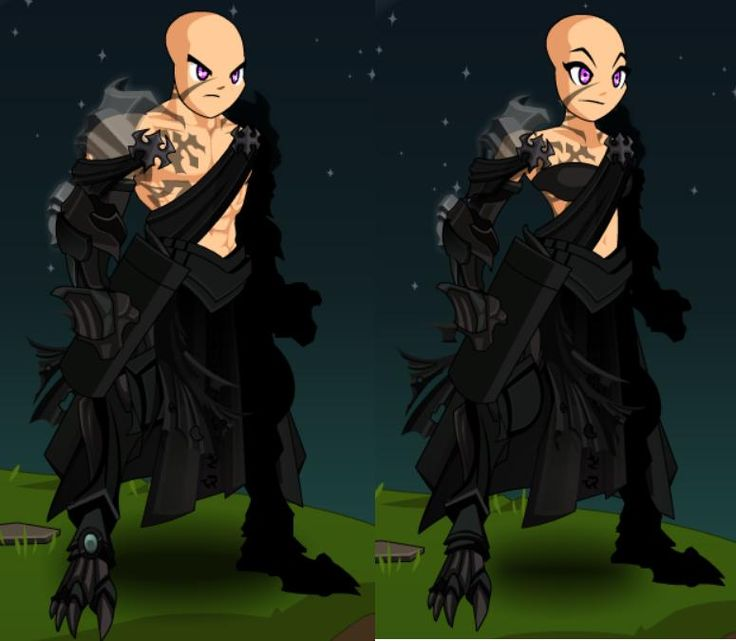 AQWorlds (Adventure Quest Worlds): Abyssal Angel