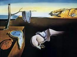 Salvador Dali- Clocks
