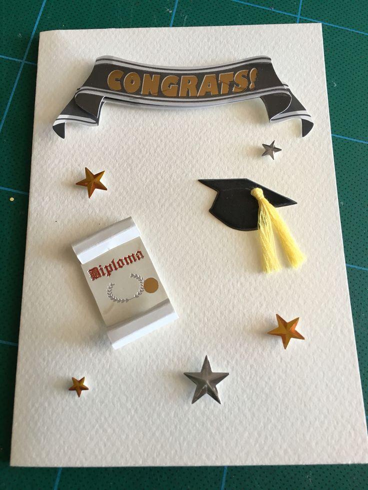 Examenskort Graduation card