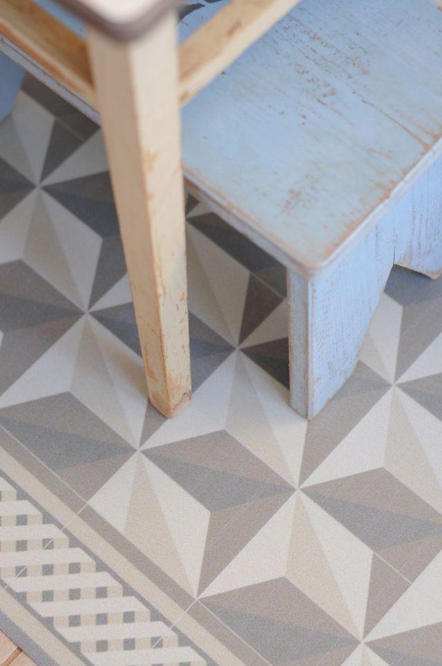 17 meilleures id es propos de carrelage de bois faux sur for Tapis sous table salle a manger