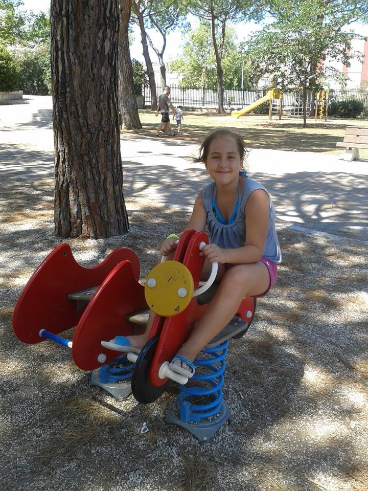 joaca din parc