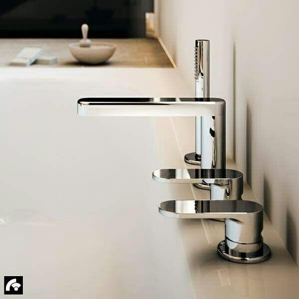 Oltre 25 fantastiche idee su bordo vasca da bagno su for Vasca da bagno esterna
