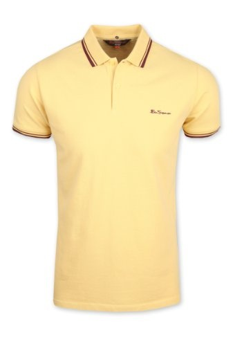 Ben Sherman Romford polo shirt - Yellow