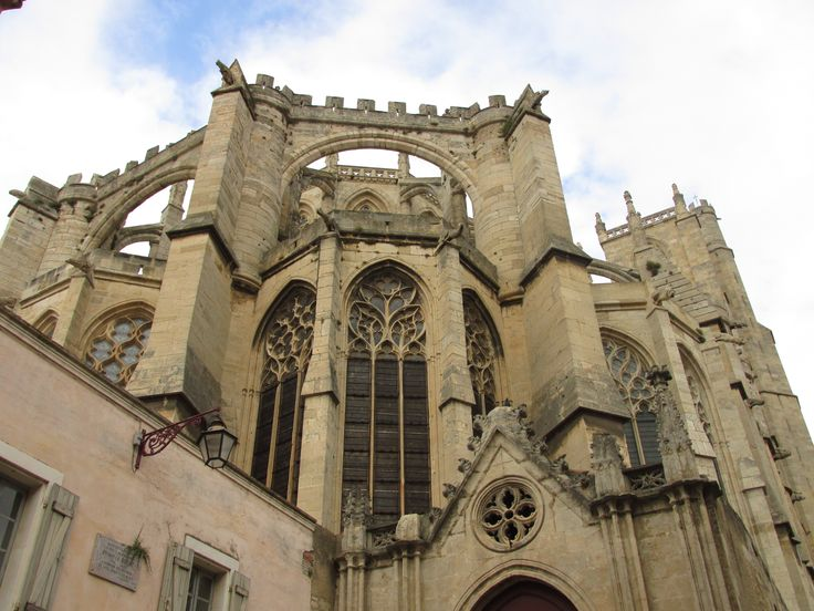 Narbonne in Languedoc-Roussillon