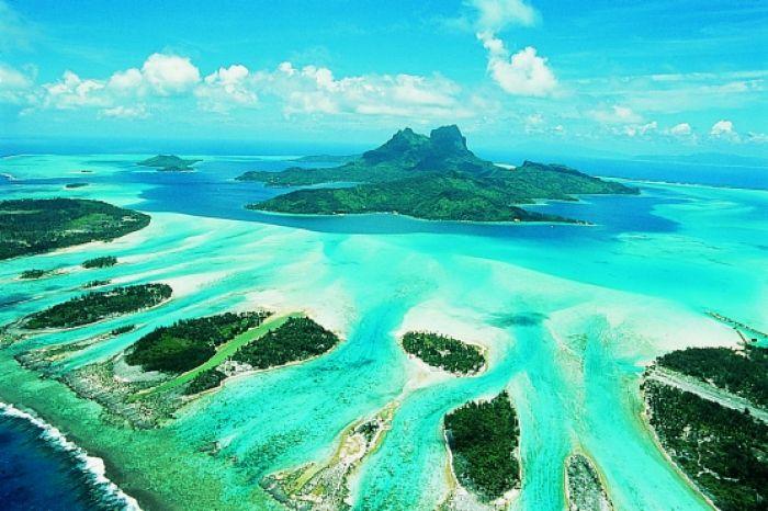 Francouzská Polynesie láká na netradiční, luxusní dovolenou. #Dovolená