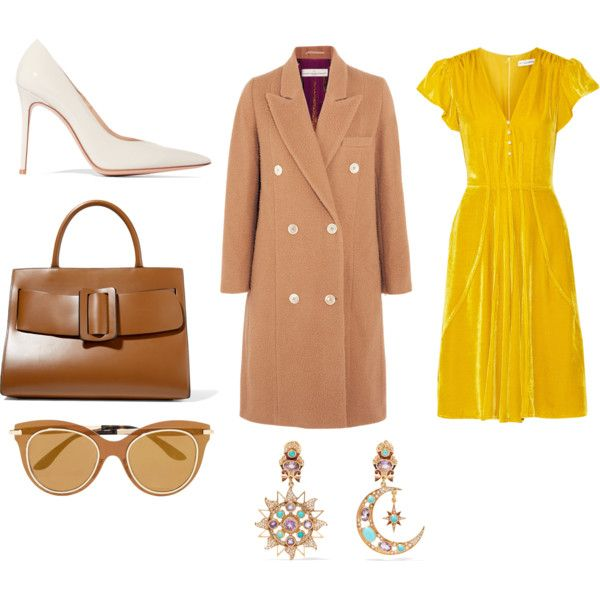 Sin título #3330 by ceciamuedo on Polyvore featuring mode, Altuzarra, Golden Goose, Gianvito Rossi, Boyy, Diego Percossi Papi and Dolce&Gabbana