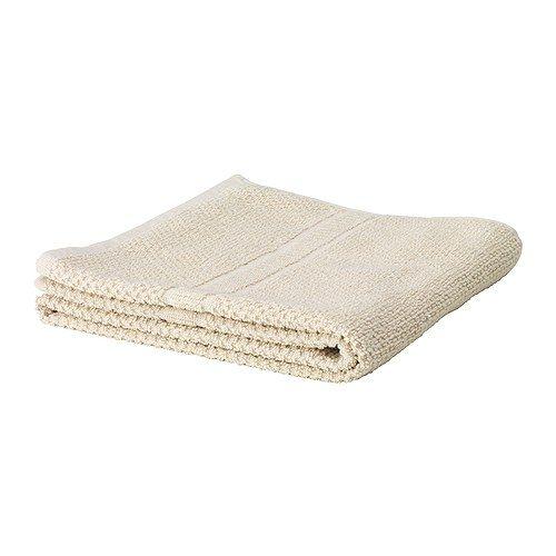 IKEA - FRÄJEN, Badelaken, Et medium tykt frottéhåndkle som er mykt og absorberende (vekt 500 g/m²).De lange, fine fibrene i kjemmet bomull gir et mykt og slitesterkt håndkle.