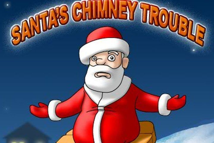 Santa's Chimney Trouble Game screenshot