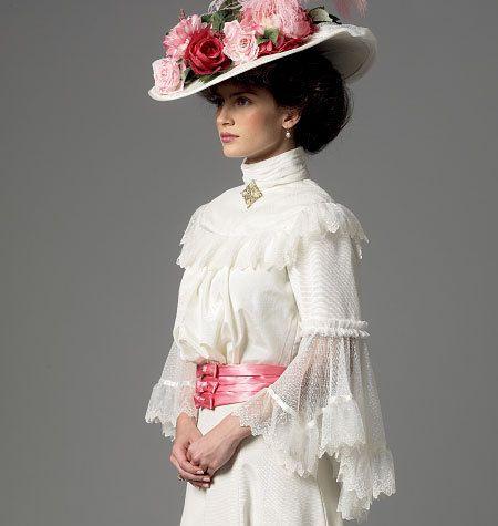 Historical Dress Pattern Butterick B5970 Victorian / by SunshineRd