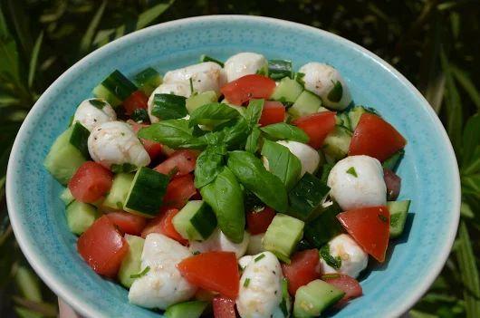 Könnyű, nyári saláta | Álom.Íz.Világ.