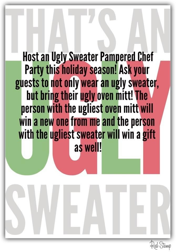 How much fun would this be?! Contact me and let's get your show on my calendar! www.pamperedchef.biz/jenne13