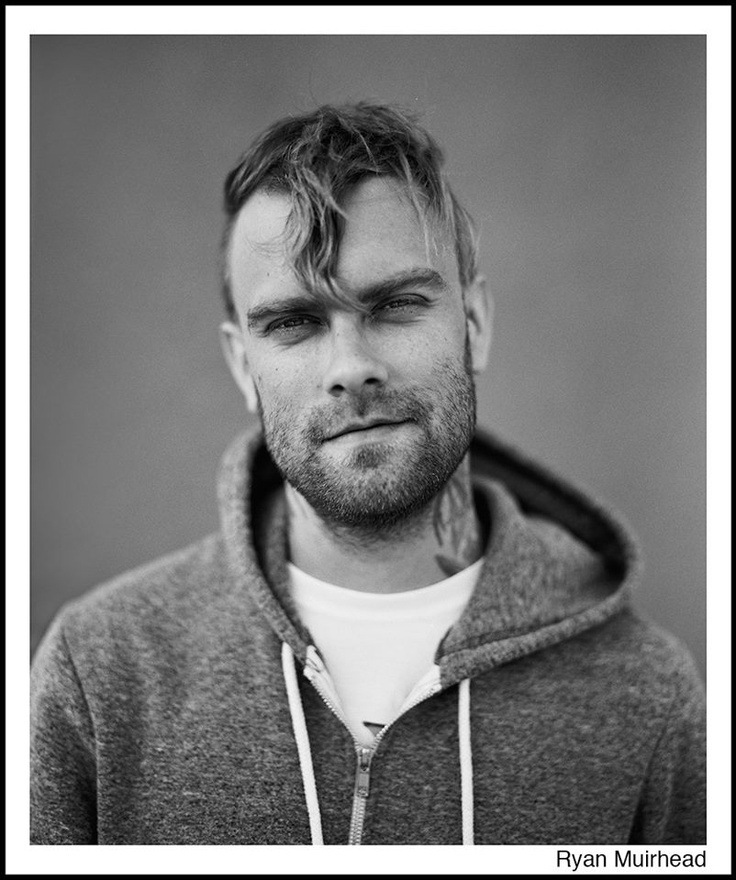 Bert McCracken of The Used...