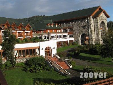 Hotel-spa Termas de Puyehue