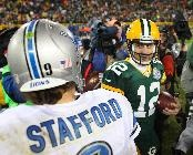 Better luck next year Matty ;-) - Packers 27, Lions 20 - JSOnline #GoPackGo