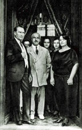 Atatürk ile Latife Hanım