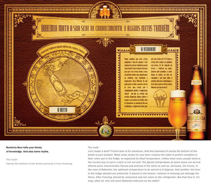 Bohemia Beer - Daniel Lemos