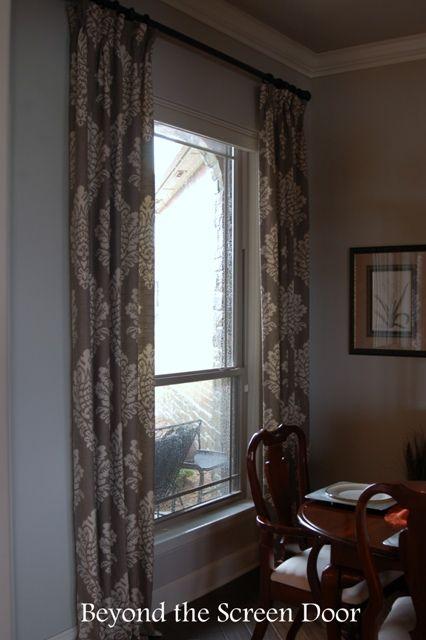154 best images about SH Designs Window Treatments on Pinterest ...