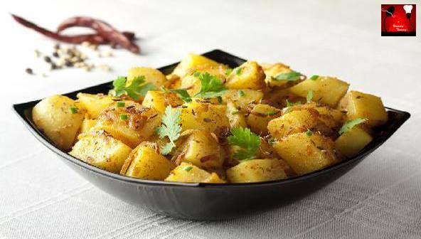 jeera aloo recipe for fasting.... on.fb.me/1Wcb6it