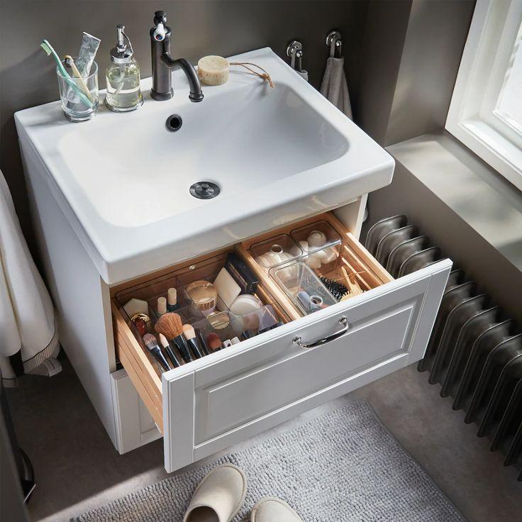 Fascinující koupelna in 2020 | Bathroom drawers, Ikea ...
