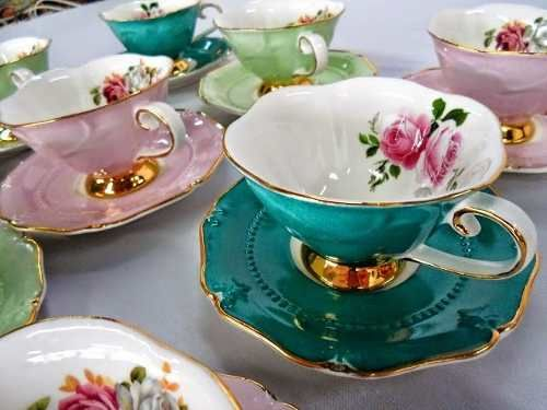 130 best images about ceramica y porcelana antigua y for Vajillas porcelana clasicas