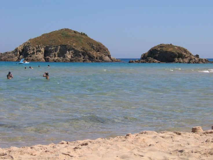 Chia beach - Su Giudeu