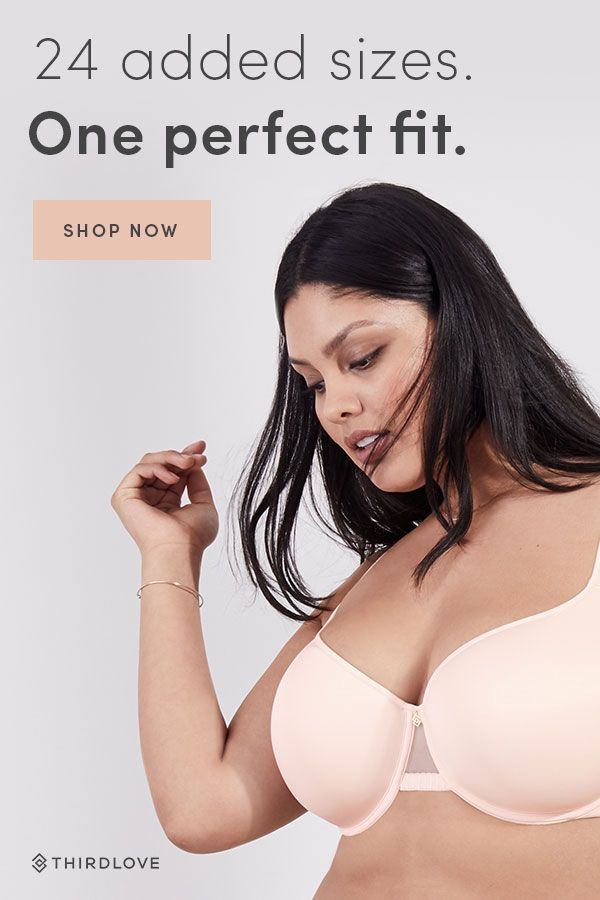 7a90e02bac Our goal is provide a perfect-fitting bra for every body. Our bras are now  available in cups AA-H