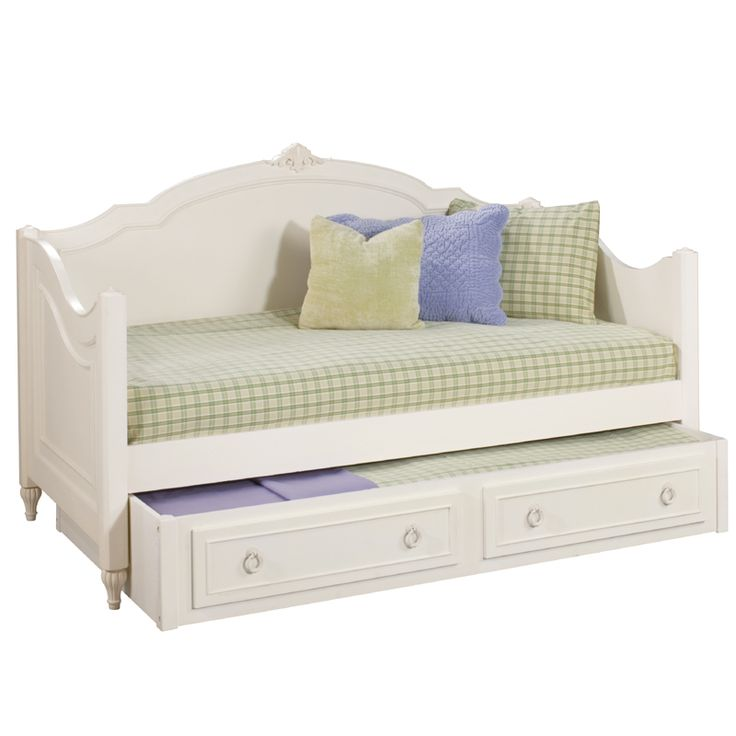 Pretty Daybed With Trundle Kids Rooms Pinterest Day