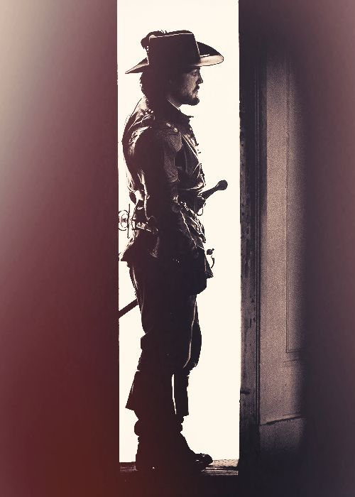 Athos from Musketeers