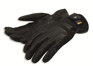 Rękawiczki Ducati Street Master C2 Scrambler (czarne) #ducati #scrambler