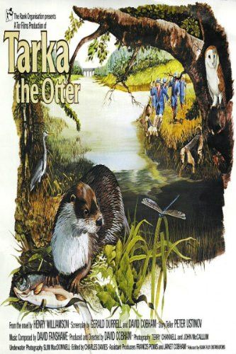 Tarka The Otter (1979) - Peter Ustinov DVD