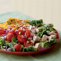 Quick and Crunchy Chef Salad: Easy Lunches, Sexy Lunches, Salad Recipes, Health Magazine, Chef Salad Easy, Lunches Ideas, Calm Sexy, Lunches Recipe, Calm Lunches