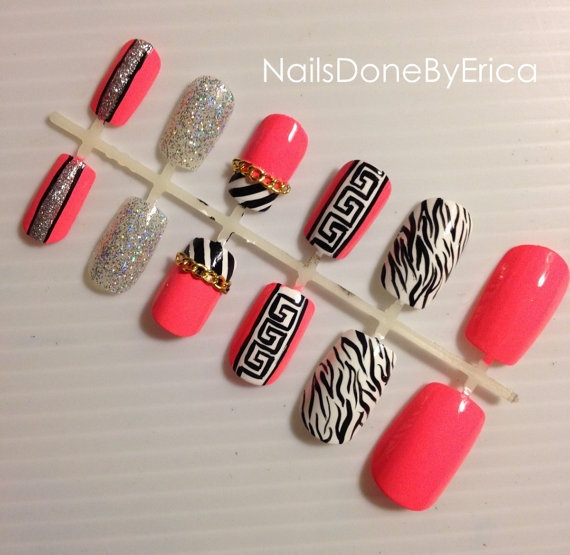 Customized Press On Nails | Fake nails
